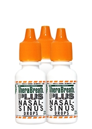 therabreath nasal and sinus drops