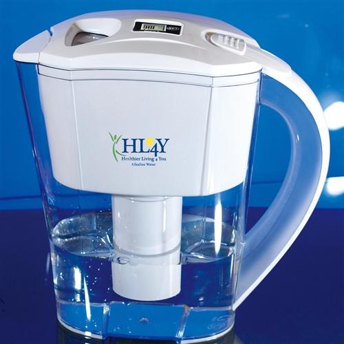 alkaline water pitcher bpa free