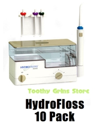 Hydro Floss Oral Irrigator 10 Pack