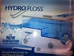 hydro floss oral irrigator.  The Hydro Floss Oral Irrigator is the Best.