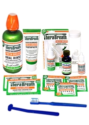 how to stop bad breath kit